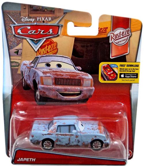 Disney / Pixar Cars Cars Rust-eze Racing Japeth Diecast Car #8/12