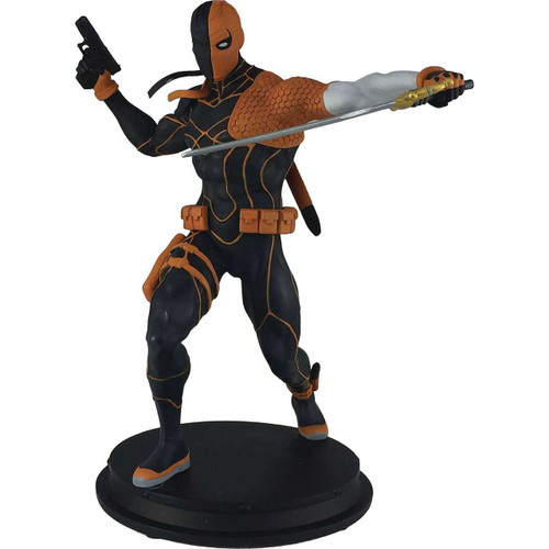 DC Deathstroke Exclusive 8-Inch Statue [Rebirth]