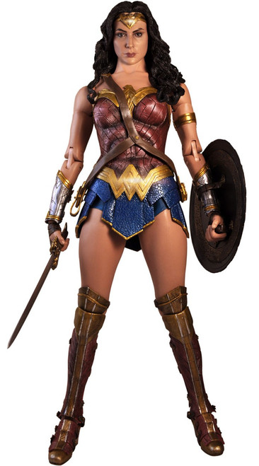 NECA DC Quarter Scale Wonder Woman Action Figure [Movie Version]
