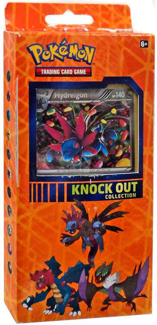 Pokemon Trading Card Game Knock Out Hydreigon 2-Pack
