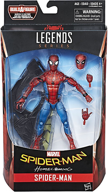 Marvel Legends Vulture Flight Gear Series Spider-Man Action Figure [Homecoming]
