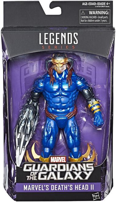 Guardians of the Galaxy Vol. 2 Marvel Legends Mantis Series Deaths Head II Action Figure