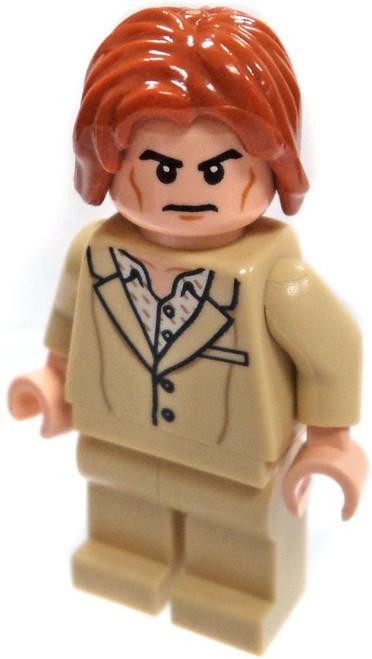 LEGO DC Universe Super Heroes Lex Luthor Minifigure [Tan Suit Loose]