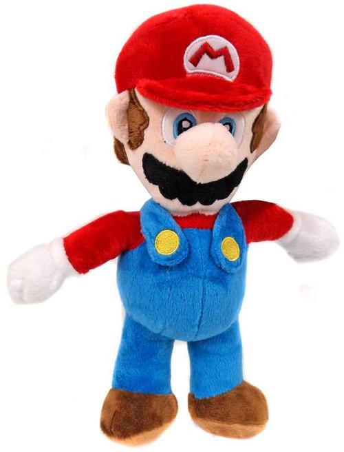 Super Mario Mario 12-Inch Plush