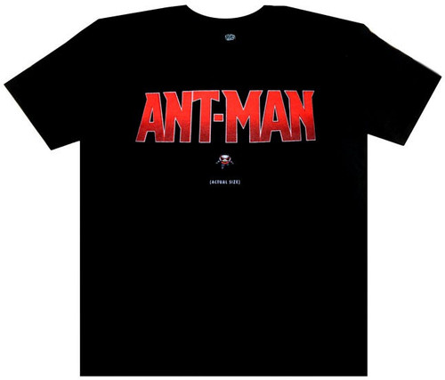 Funko Marvel Collector Corps Ant-Man Exclusive T-Shirt [X-Large]