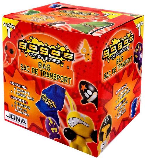 Crazy Bones Gogo's Series 1 Box [10 Packs]
