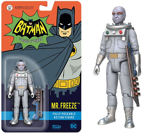 Funko Batman 1966 TV Series DC Heroes Mr. Freeze Action Figure [Regular Version]