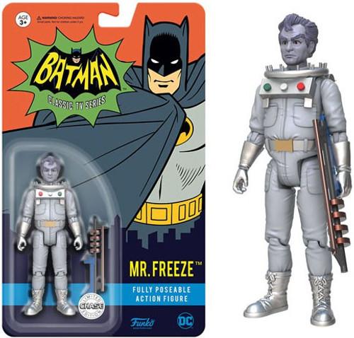 Funko Batman 1966 TV Series DC Heroes Mr. Freeze Action Figure [Chase Version]