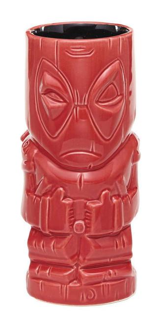 Marvel Geeki Tiki Deadpool 7-Inch Tiki Glass