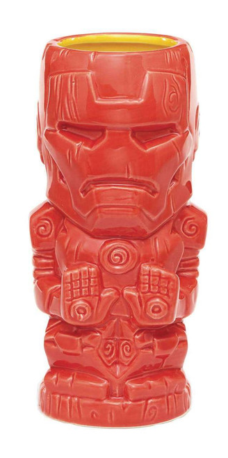 Marvel Geeki Tiki Iron Man 7-Inch Tiki Glass