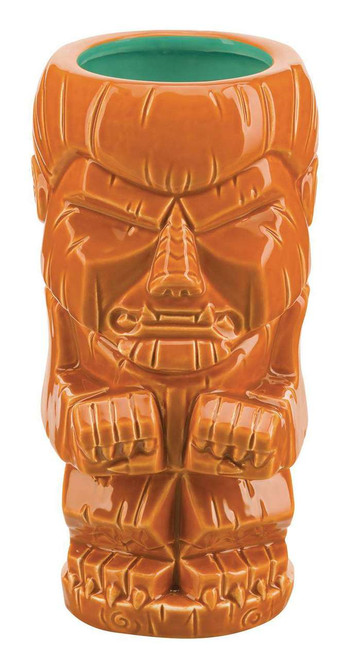 Monsters Geeki Tiki Wolfie (The Wolfman) 7-Inch Tiki Glass