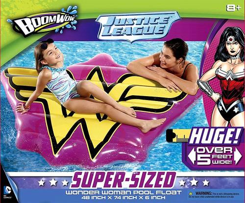 Justice League DC Comics Super-Sized Wonder Woman Pool Float