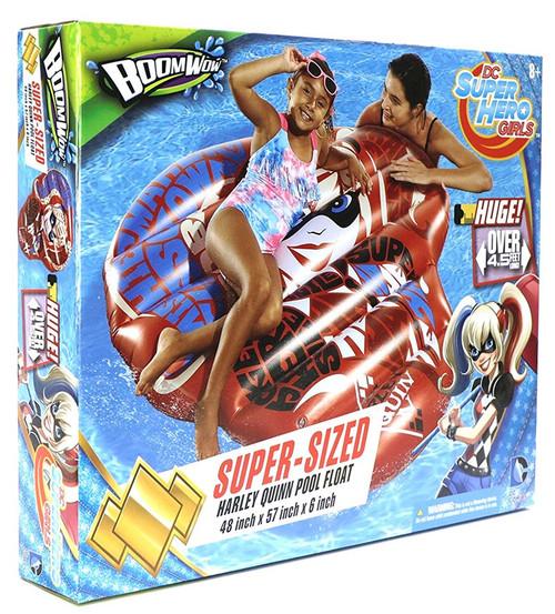 DC Super Heroes Super-Sized Harley Quinn Pool Float