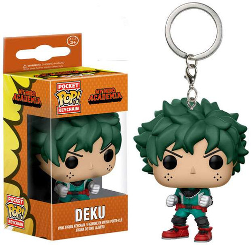Funko My Hero Academia POP! Animation Izuku Midoriya Keychain