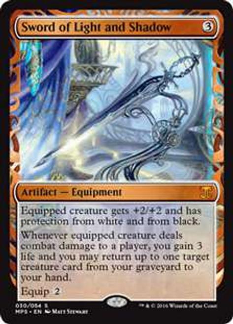 MtG Masterpiece Sword of Light and Shadow #30 [Kaladesh Invention]