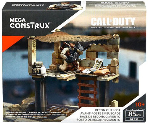 Call of Duty Recon Outpost Set