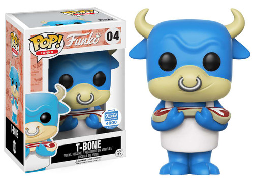 Funko POP! T-Bone Exclusive Vinyl Figure #04