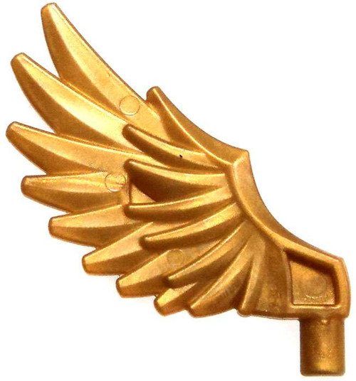 LEGO Gold Feathered Wing [Loose]
