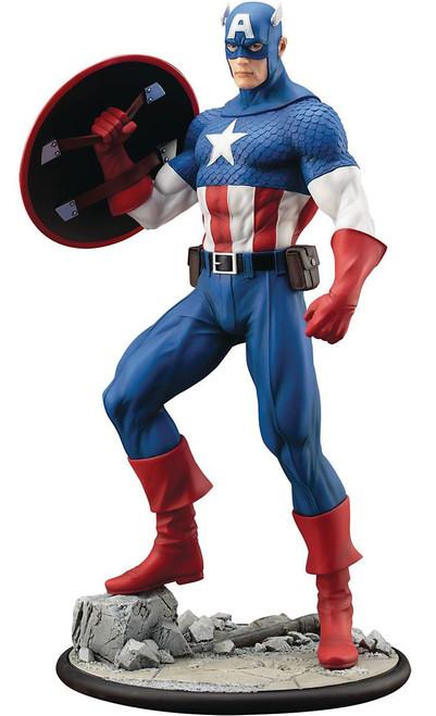 Marvel ArtFX Captain America Statue [Modern Myth]