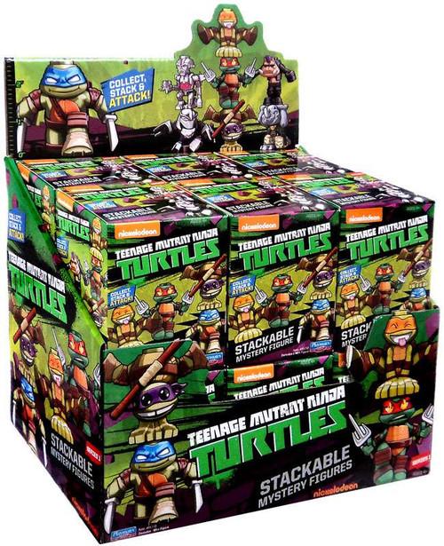 Teenage Mutant Ninja Turtles Stackable Figure Mystery Box [12 Packs]