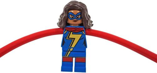 LEGO Super Heroes Ms. Marvel Minifigure [Loose]