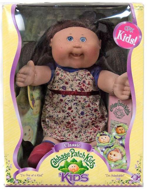 Cabbage Patch Kids Classic 'Kids Jaliyah Gretchen Doll