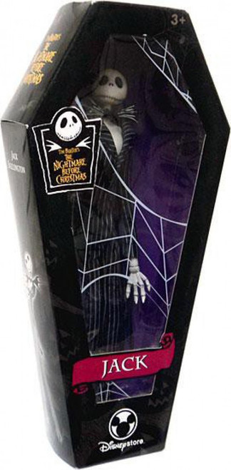 Disney Nightmare Before Christmas Jack Skellington Exclusive Action Figure