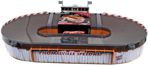 Disney / Pixar Cars Cars 3 Thomasville Speedway Portable Playset