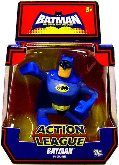 The Brave and the Bold Action League Batman Mini Figure [Punching]