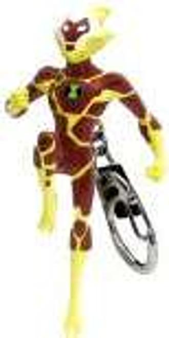 Ben 10 Alien Force Series 3 Alan as Heatblast Keychain