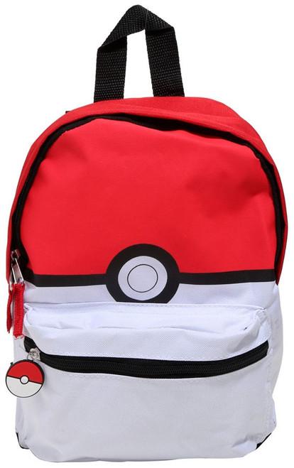 Pokemon Poke Ball Mini Canvas Backpack