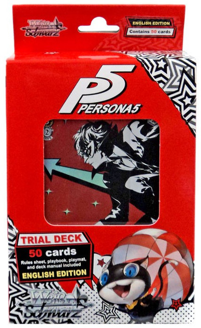 Weiss Schwarz Persona 5 Trial Deck