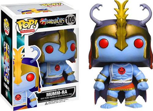 Funko Thundercats Classic POP! TV Mumm-Ra Vinyl Figure #105 [Damaged Package]