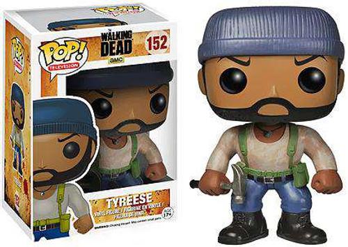 Funko The Walking Dead POP! TV Tyreese Vinyl Figure #152 [Damaged Package]