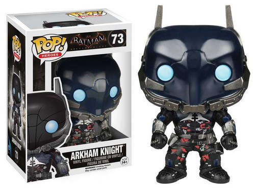 Funko Batman POP! Heroes Arkham Knight Vinyl Figure #73 [Damaged Package]