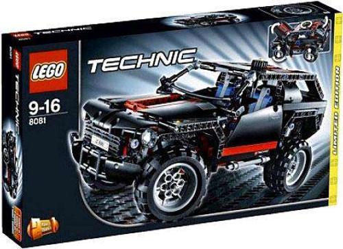 LEGO Technic Extreme Cruiser Exclusive Set #8081 [Damaged Package]