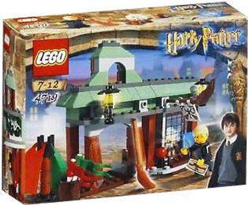 LEGO Harry Potter Series 1 Chamber of Secrets Quality Quidditch Supplies Set #4719 [Damaged Package]