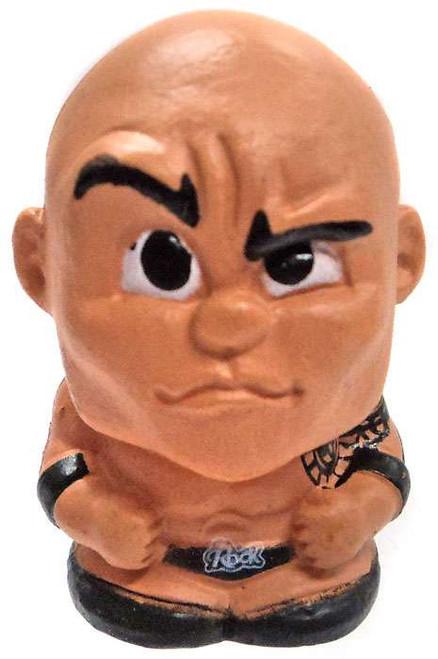 WWE Wrestling TeenyMates Series 2 The Rock Loose Figure