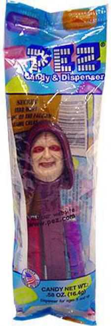 Pez Star Wars Candy Emperor Palpatine Pez Dispenser