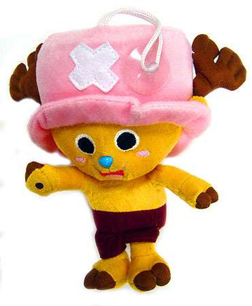 One Piece Chopper 6-Inch Window Hang Plush