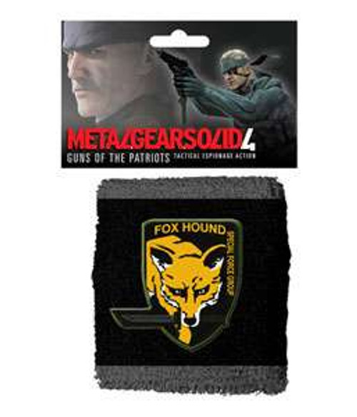 Metal Gear Solid Fox Hound Wristband