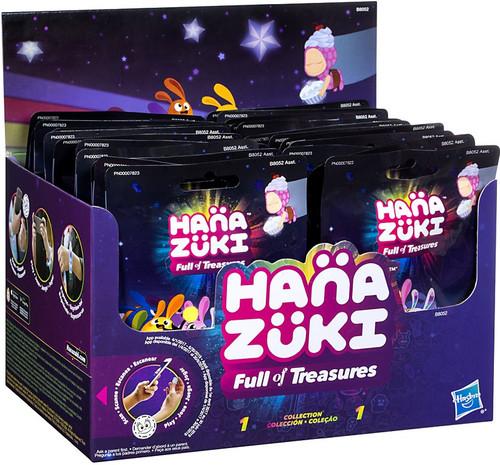 Hanazuki Full of Treasures Surprise Series 1 Mystery Box [24 Packs]