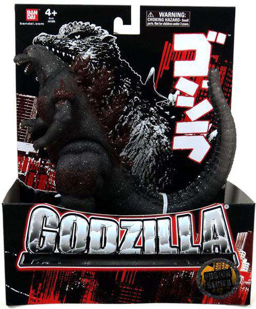 Fusion Series Burning Godzilla 6.5-Inch Vinyl Figure [Loose]