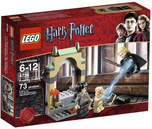 LEGO Harry Potter Series 2 Freeing Dobby Set #4736 [Damaged Package]