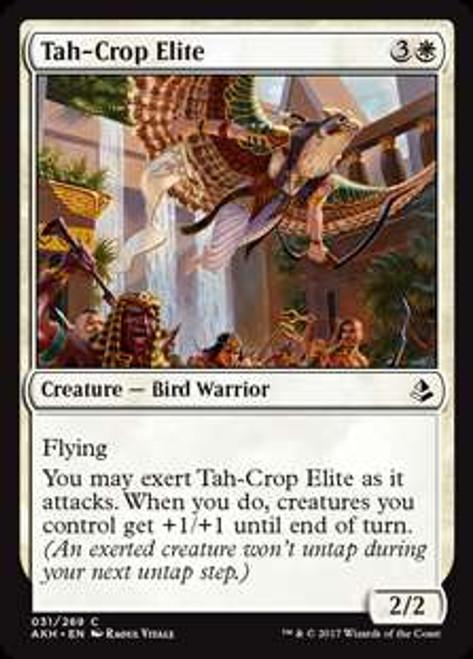 MtG Amonkhet Common Foil Tah-Crop Elite #31
