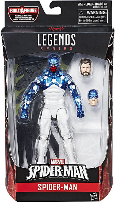 Marvel Legends Vulture Flight Gear Series Captain Universe Spider-Man Action Figure