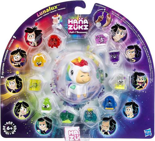 Hanazuki Full of Treasures Lunalux Fantasy 10-Pack