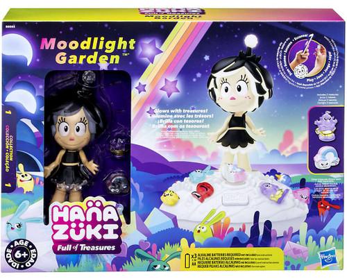 Hanazuki Full of Treasures Moodlight Garden Playset