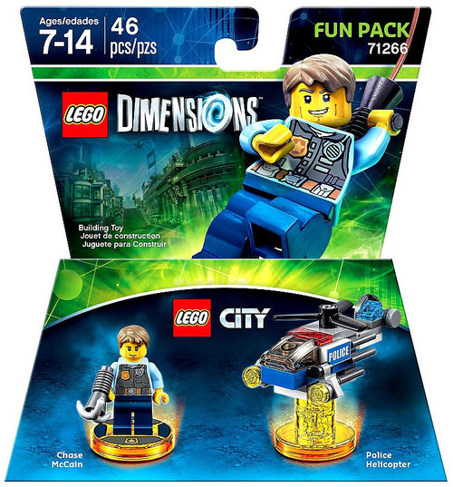 LEGO Dimensions LEGO City Fun Pack #71266