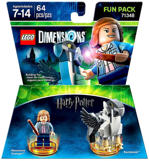 LEGO Dimensions Harry Potter Fun Pack #71348